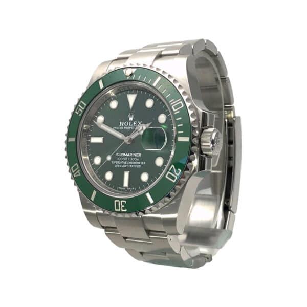 Rolex Submariner Hulk , DIALS